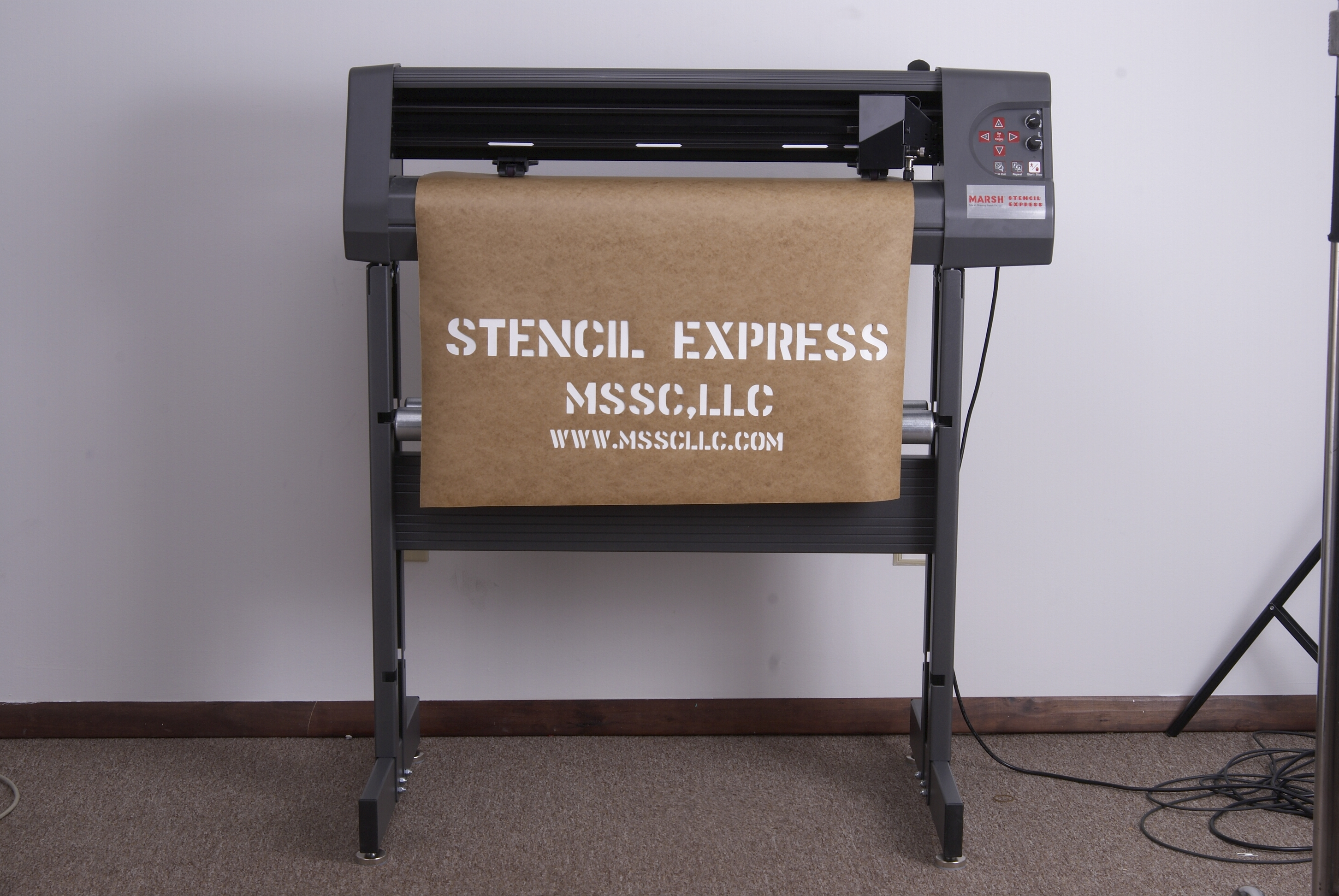 Stencil Equipment and Supplies